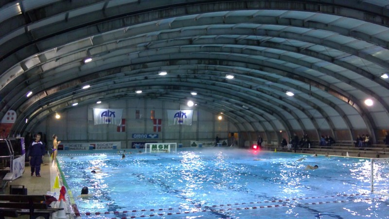 Elite 6 me journ e reims natation 89 for Piscine 6eme